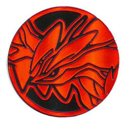 Pokemon Yveltal Collectible Coin