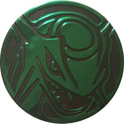 Pokemon Rayquaza Collectible Coin