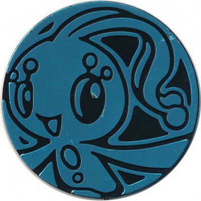 Manaphy Collectible Coin