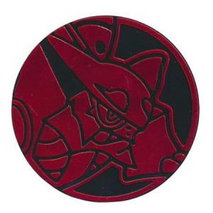 Pokemon Volcanion Collectible Coin