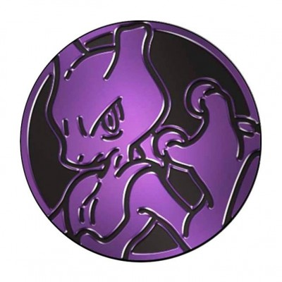 Mewtwo Collectible Coin