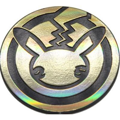 Celebrations Pokemon 25 Logo Collectible Coin