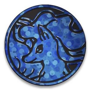 Alolan Ninetales Collectible Coin