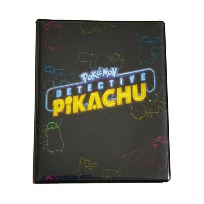 Detective Pikachu: 4-Pocket Card Album