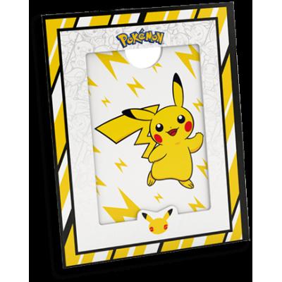 McDonalds 2021 Pokemon 25th Anniversary Pikachu Picture Frame