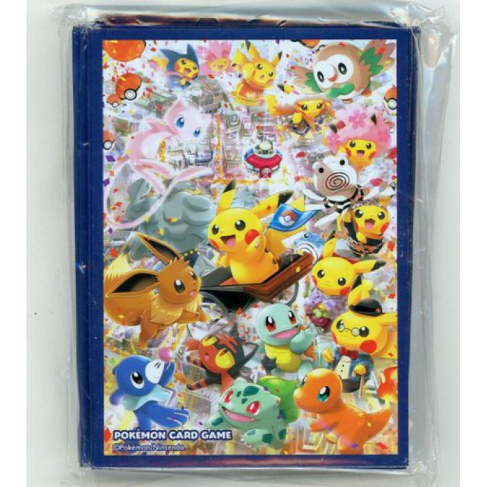Pokemon Center 2018 Sleeve