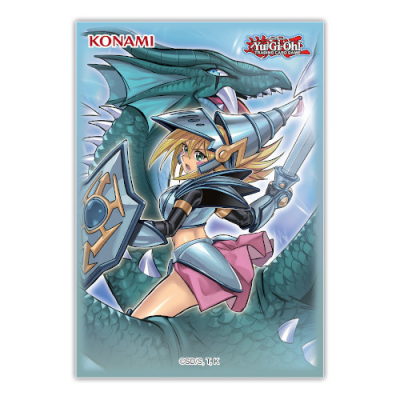 The Dark Magician Girl The Dragon Knight Card Sleeve