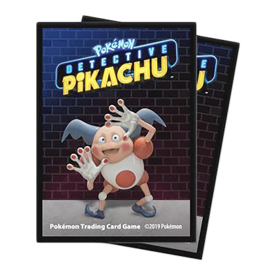 Detective Pikachu Mr. Mime Sleeve