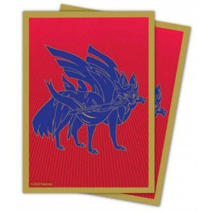 Sun & Moon Sword & Shield Zacian Sleeves