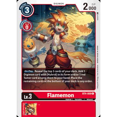 Flamemon