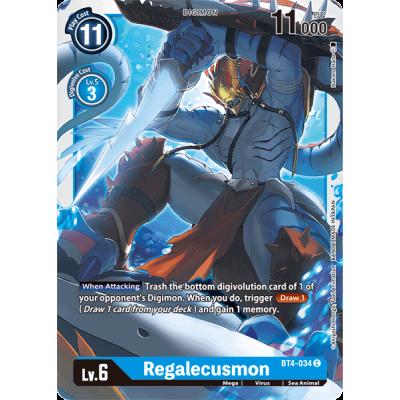 Regalecusmon