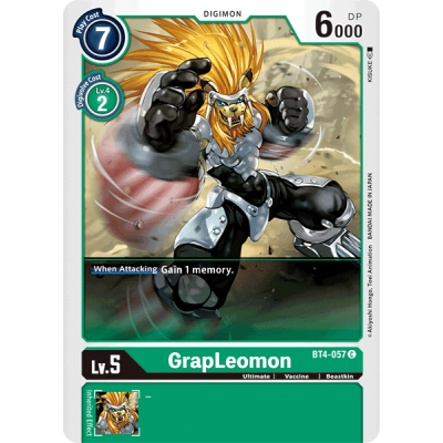 GrapLeomon