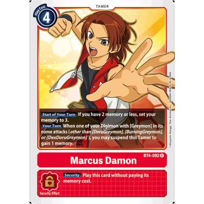 Marcus Damon