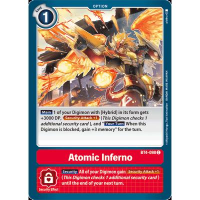 Atomic Inferno