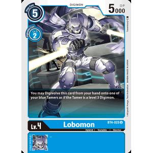 Lobomon