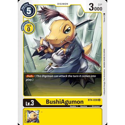 BushiAgumon