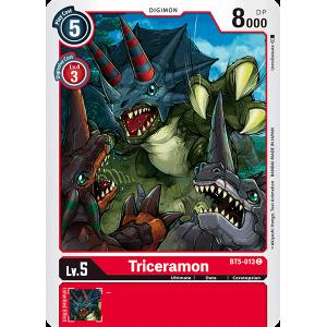 Triceramon