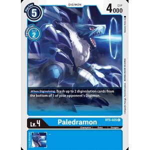 Paledramon