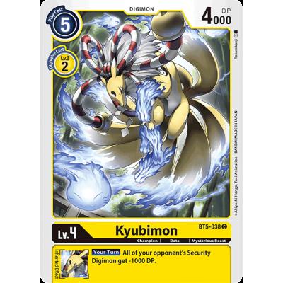 Kyubimon