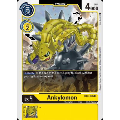 Ankylomon