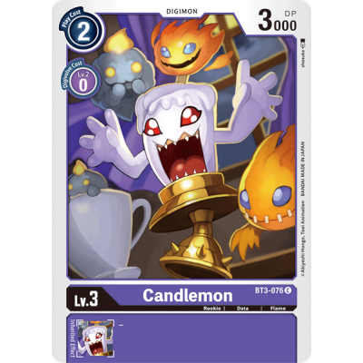 Candlemon