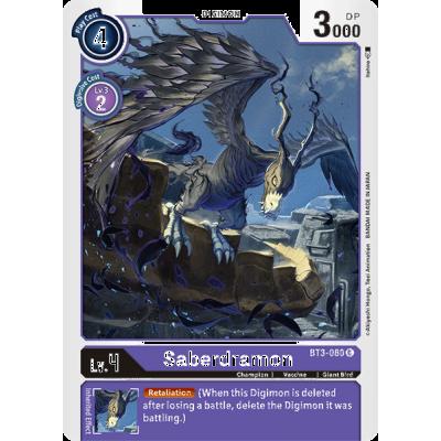 Saberdramon