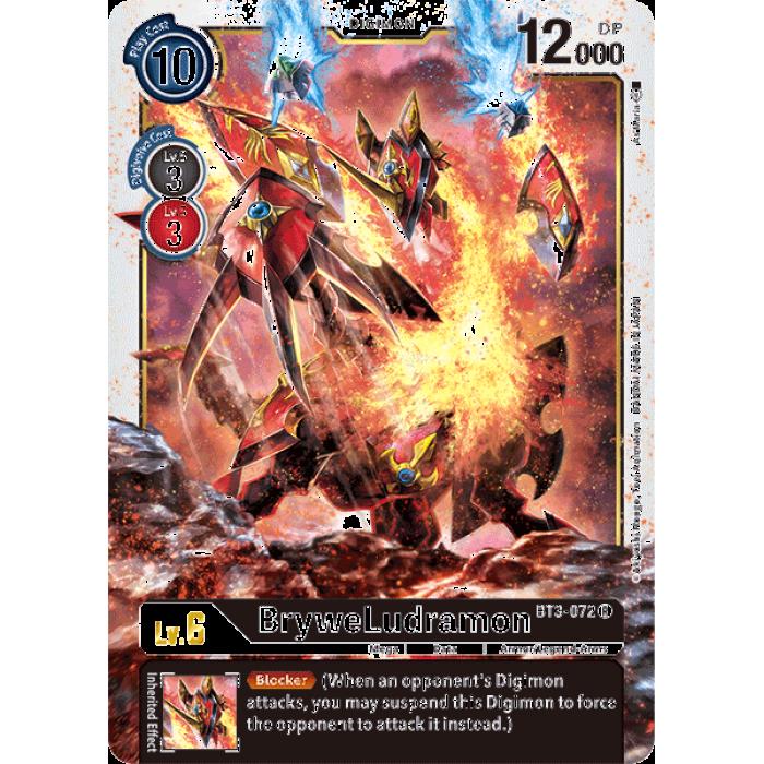 BryweLudramon