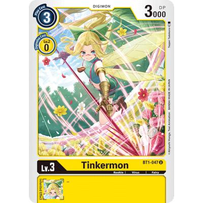 Tinkermon