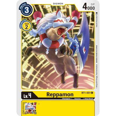 Reppamon