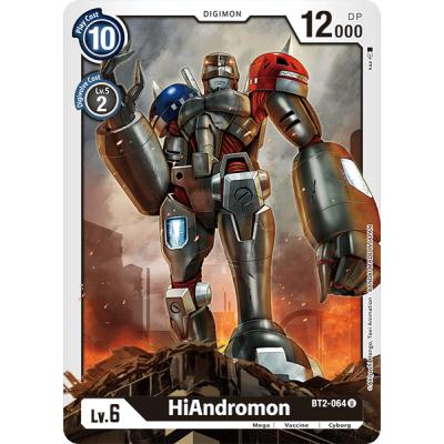 HiAndromon