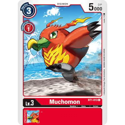 Muchomon