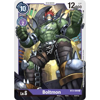 Boltmon