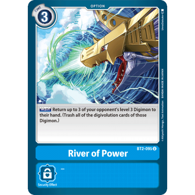 River of Power
