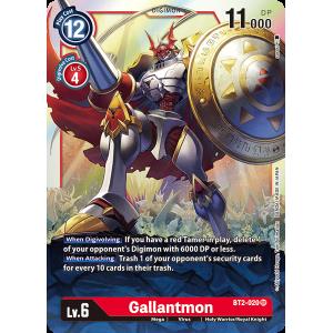 Gallantmon