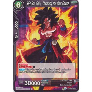 SS4 Son Goku, Thwarting the Dark Empire