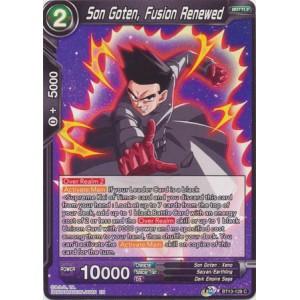 Son Goten, Fusion Renewed