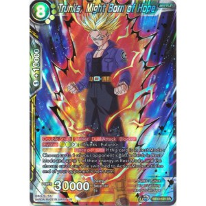 Trunks, Might Born of Hope