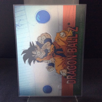 Dragon Ball Z Chromium #34