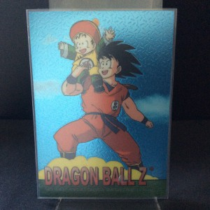 Dragon Ball Z Chromium #32