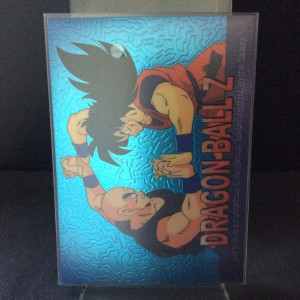 Dragon Ball Z Chromium #23