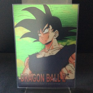 Dragon Ball Z Chromium #03