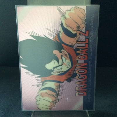 Dragon Ball Z Chromium #01