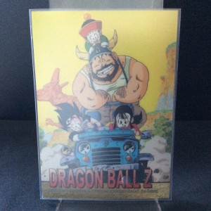 Dragon Ball Z Chromium #S-08
