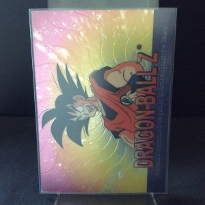 Dragon Ball Z Chromium #02