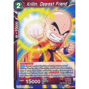 Krillin, Dearest Friend