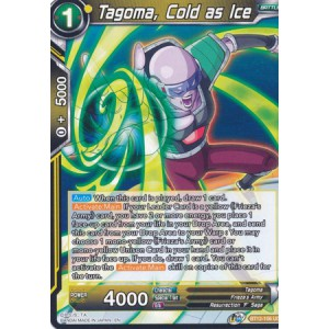 Tagoma, Cold as Ice