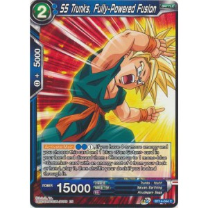SS Trunks, Fully-Powered Fusion