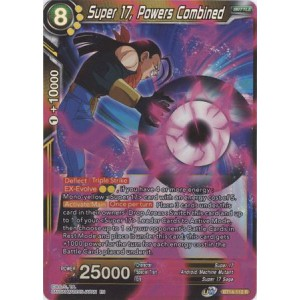 Super 17, Powers Combined