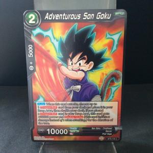 Adventurous Son Goku