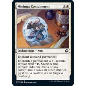Minimus Containment